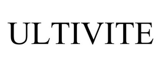 mark for ULTIVITE, trademark #85851674