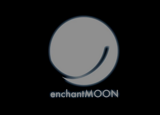 mark for ENCHANTMOON, trademark #85851751