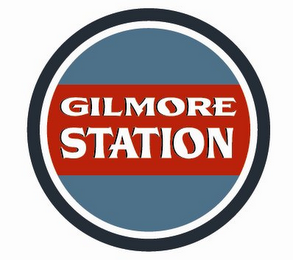 mark for GILMORE STATION, trademark #85851855
