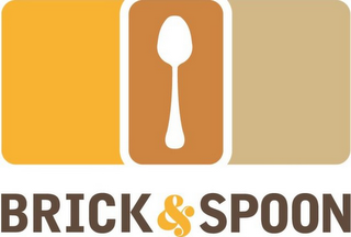 mark for BRICK & SPOON, trademark #85851860
