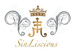 mark for SL M SINLISCIOUS, trademark #85852051