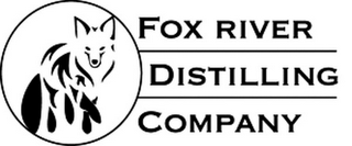 mark for FOX RIVER DISTILLING COMPANY, trademark #85852110