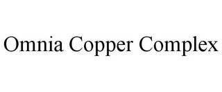 mark for OMNIA COPPER COMPLEX, trademark #85852189