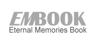 mark for EMBOOK ETERNAL MEMORIES BOOK, trademark #85852211