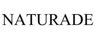 mark for NATURADE, trademark #85852287
