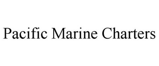 mark for PACIFIC MARINE CHARTERS, trademark #85852544