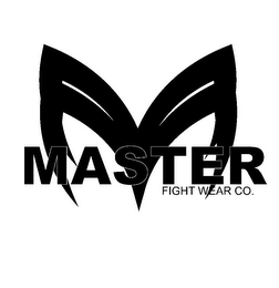 mark for M MASTER FIGHT WEAR CO., trademark #85852581