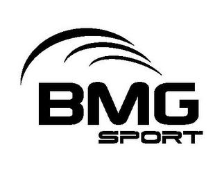 mark for BMG SPORT, trademark #85852592