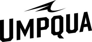 mark for UMPQUA, trademark #85852668