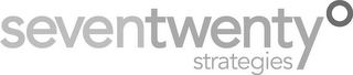 mark for SEVENTWENTY STRATEGIES, trademark #85852689