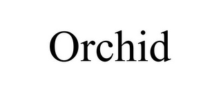 mark for ORCHID, trademark #85852897