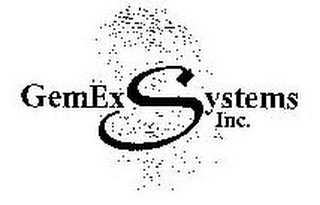 mark for GEMEX SYSTEMS INC., trademark #85852951