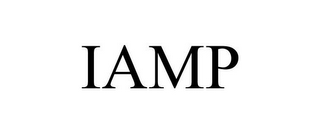 mark for IAMP, trademark #85853296