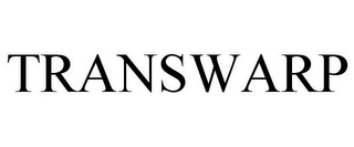 mark for TRANSWARP, trademark #85853421