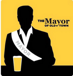 mark for THE MAYOR OF OLD TOWN MAYOR, trademark #85853676