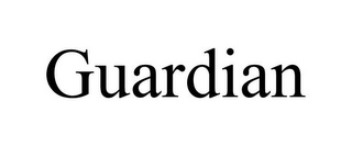 mark for GUARDIAN, trademark #85853704