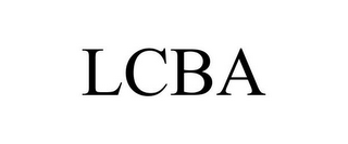 mark for LCBA, trademark #85853745