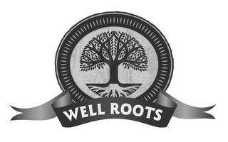 mark for WELL ROOTS, trademark #85854103