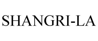 mark for SHANGRI-LA, trademark #85854260