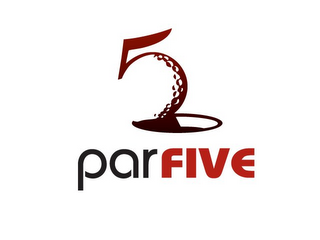 mark for 5 PARFIVE, trademark #85854515