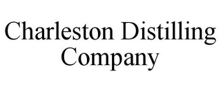 mark for CHARLESTON DISTILLING COMPANY, trademark #85854613