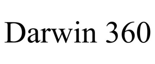 mark for DARWIN 360, trademark #85854837