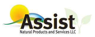 mark for ASSIST NATURAL PRODUCTS AND SERVICES LLC, trademark #85855236