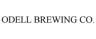 mark for ODELL BREWING CO., trademark #85855305