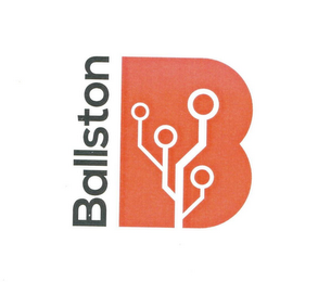 mark for BALLSTON B, trademark #85855529
