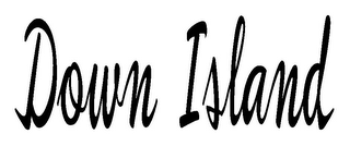 mark for DOWN ISLAND, trademark #85855561