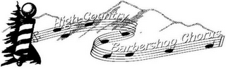mark for HIGH COUNTRY BARBERSHOP CHORUS, trademark #85855563