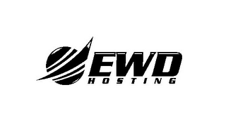 mark for EWD HOSTING, trademark #85855581