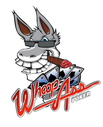 mark for WHOOPASS POKER, trademark #85855584