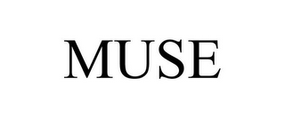 mark for MUSE, trademark #85855632