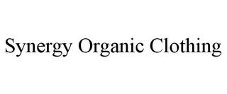 mark for SYNERGY ORGANIC CLOTHING, trademark #85855661