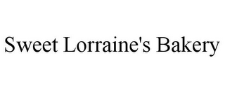 mark for SWEET LORRAINE'S BAKERY, trademark #85855854