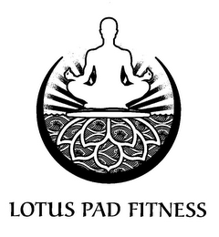 mark for LOTUS PAD FITNESS, trademark #85855880