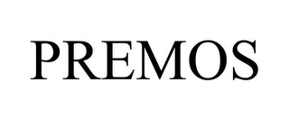 mark for PREMOS, trademark #85856088