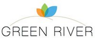 mark for GREEN RIVER, trademark #85856123