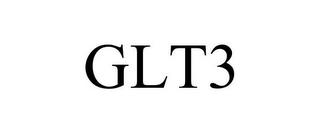 mark for GLT3, trademark #85856250