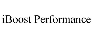 mark for IBOOST PERFORMANCE, trademark #85856308