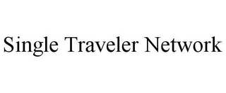 mark for SINGLE TRAVELER NETWORK, trademark #85856399