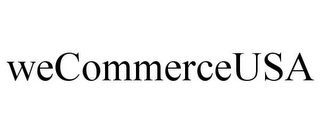 mark for WECOMMERCEUSA, trademark #85856404