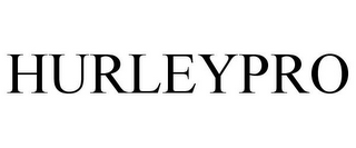 mark for HURLEYPRO, trademark #85856709
