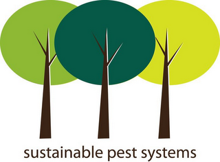 mark for SUSTAINABLE PEST SYSTEMS, trademark #85856845