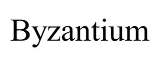 mark for BYZANTIUM, trademark #85856864