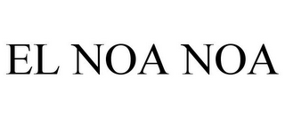 mark for EL NOA NOA, trademark #85856940