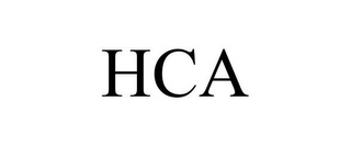 mark for HCA, trademark #85857074