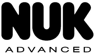 mark for NUK ADVANCED, trademark #85857100