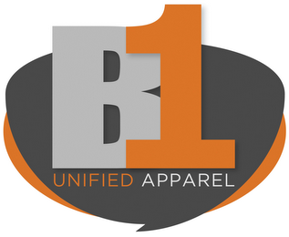 mark for B1 UNIFIED APPAREL, trademark #85857111